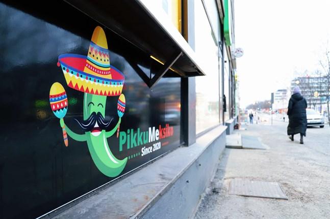 Pikku Meksiko flyttar en bit bort till Handelsesplanaden.