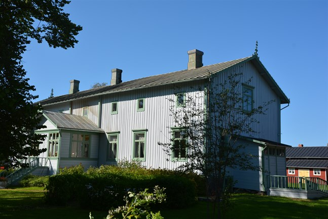 Föreningen Prästgårdsmuseet i Korsnäs hör till dem som får bidrag av kommunen för verksamheten.
