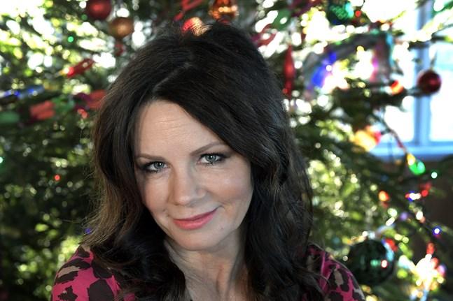 Lena Philipsson är en av programledarna i årets Melodifestival.