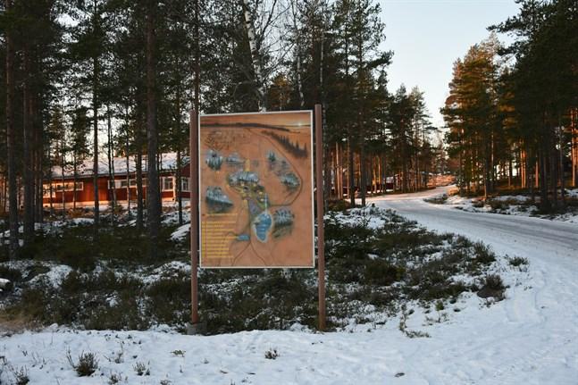 I år ställdes de in, men nästa år arrangeras Finlands svenska skidförbunds mästerskap på Vargberget i Närpes.