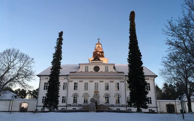 Korsholms kyrka.