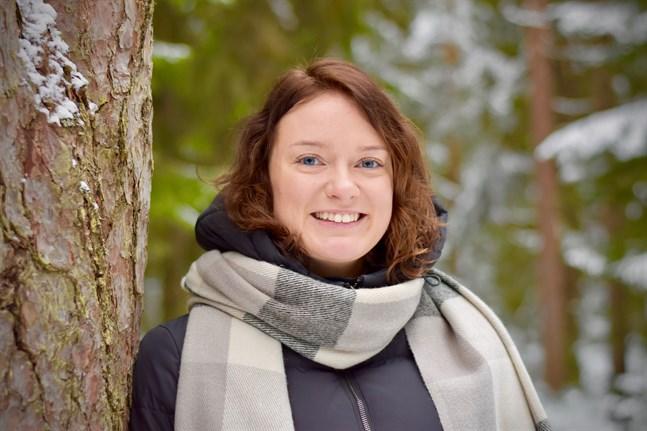 Malin Lindholm är projektkoordinator för Jakobstadsregionens nya klimatstrategi.