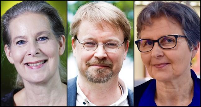 SPT har talat med överläkare Hanna Nohynek vid Institutet för hälsa och välfärd, direktör Tarja Myllärinen vid Kommunförbundet och professorn i virologi Olli Vapalahti vid Helsingfors universitet om coronavaccineringen.