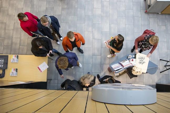 Bara i den förhållandevis lilla studiestaden Vasa finns under innevarande läsår närmare 700 internationella studerande. Sammantaget talar vi alltså om en stor, dold potential i Finland.