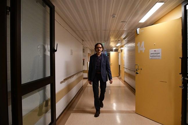 Markku Niskala basar över sektorn för samhällsbyggnad i Kristinestad sedan 1 januari, ett år framåt.