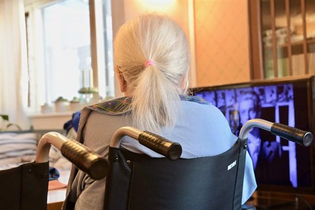 Portsakoti i Åbo arbetar för tillfället med att hindra att coronaviruset sprids ytterligare på servicehemmet.