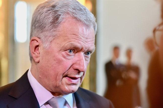 Republikens president Sauli Niinistö sade till Yle på onsdagskvällen att USA:s tillträdande president Joe Biden har ett stort jobb framför sig att ena landet.