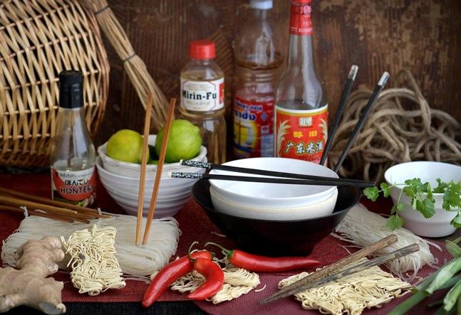 Asiatiska soppor är ett förnämligt sätt att resa runt matbordet.