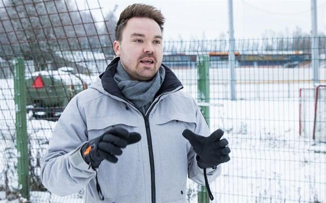 Tommi Mäki, promotor för Vasa festival och Karleby vinfest, utgår från att båda evenemangen förverkligas i sommar.