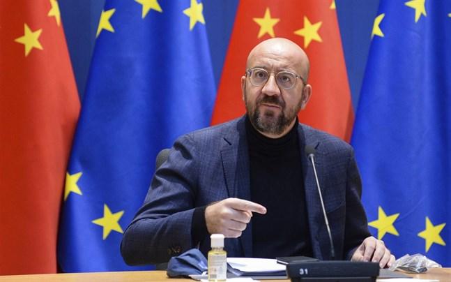 EU:s permanente rådsordförande Charles Michel kallar till ännu ett webbtoppmöte den 21 januari.
