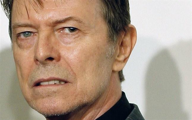David Bowie avled för fem år sedan.