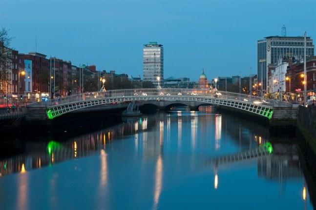 Det mesta är nedstängt i Irland nu sedan coronafallen ökat kraftigt efter jul och nyår.