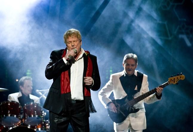 Thorleif Torstensson, sångare i dansbandet Thorleifs, har avlidit vid 71-års ålder. Arkivbild.