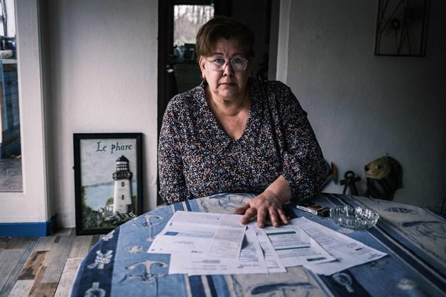 Jeanne Pouchain dödförklarades efter en långvarig tvist med en tidigare anställd.