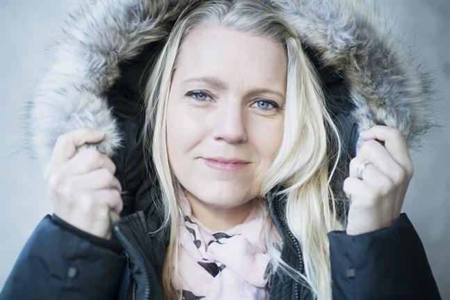 Carina Bergfeldt gästas av Stefan och Ulla Löfven. Arkivbild.