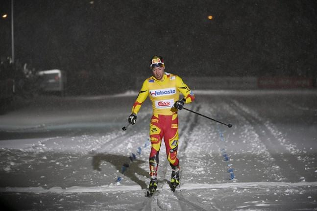 Joni Mäki har i Vanda visat att formen är på topp – vila och träning i stället för Tour de Ski har gjort gott.