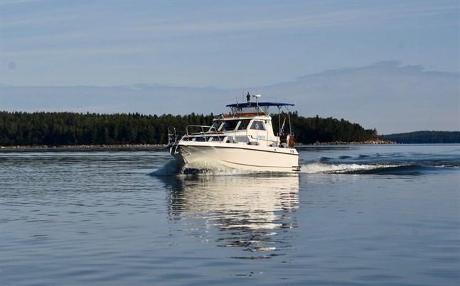 Flest nya båtar registrerades i Nyland och i Egentliga Finland med 1375 respektive 639 nya båtar.