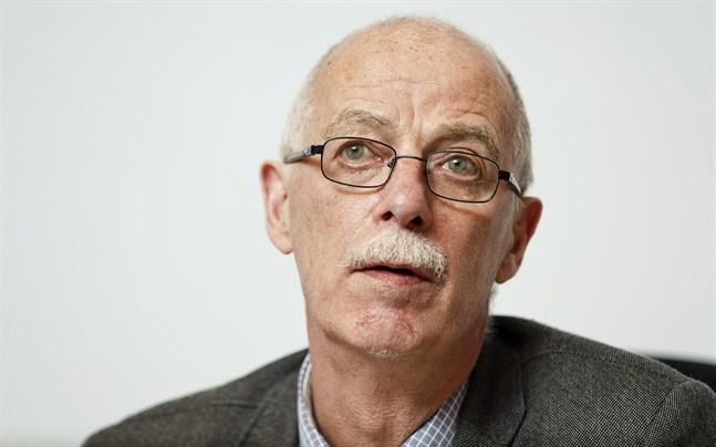 """""""Utredningsprocessen var synnerligen omfattande"""", säger undersökningsledaren, kriminalöverkommissarie Thomas Elfgren vid Centralkriminalpolisen."""