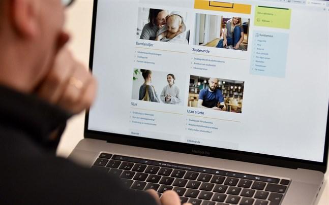 Studerande ska klicka in sig på Folkpensionsanstaltens webbplats för att betala sin hälsovårdsavgift.