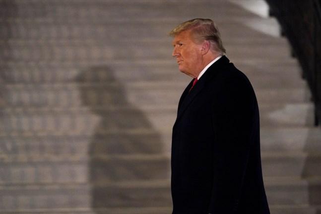 President Donald Trump riskerar att dömas, tror statsvetaren Chris Galdieri.