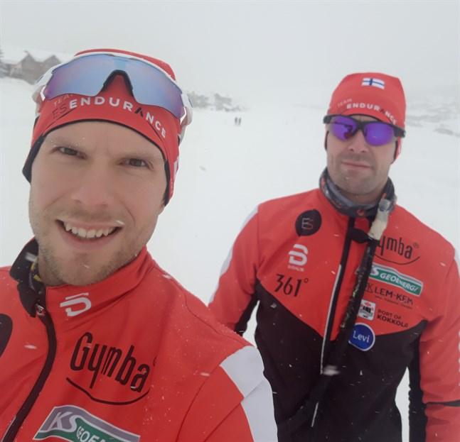 Team ES Endurance har bara två man på startlinjen i premiären i Visma Ski Classics. Eric Storvall och Heikki Isoranta ska åka det 65 kilometer långa Engadin La Diagonela på lördag.