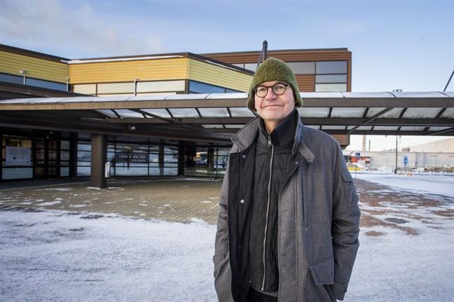 Fortfarande många frågetecken kring testning i Vasa hamn, säger Heikki Kaukoranta.