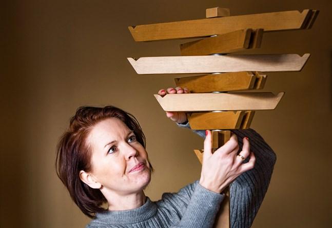 Mental träning skapar balans i tillvaron. Pernilla Nylund vet hur man tränar hjärnan.