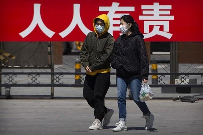 Kina har i stor uträckning lyckats få kontroll över spridningen av coronaviruset. Arkivbild.