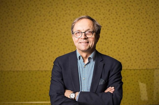 Cancerstiftelsen premierar professor Teuvo Tammela vid Tammerfors universitet med årets Niilo Voipio-pris.