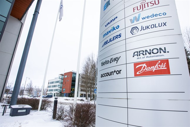Tietoevry finns i Futura II i Runsor i Vasa.