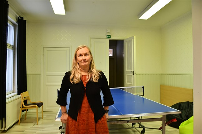 Jaana Kaikkonen valdes till ungdomsledare i Kristinestad.