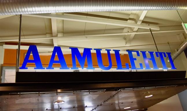 Bland annat berörs Aamulehtis anställda av bolagets samarbetsförhandlingar.