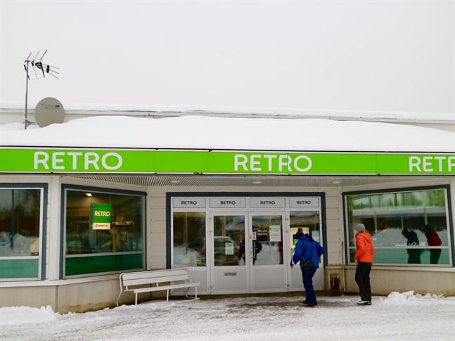 Dörrarna är alltjämt öppna vid Retro i Jakobstad.