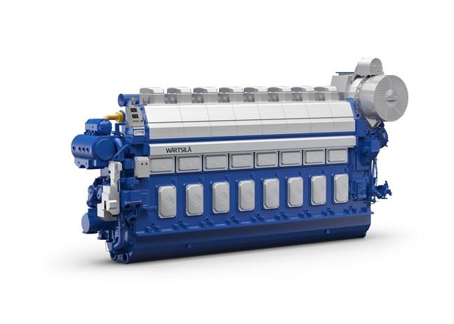 I leveransen ingår sammanlagt 36 Wärtsilä 46DF-motorer.