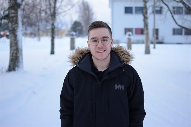 Christoffer Törnroos rekommenderar Coastlan för alla som har något med dataspel att göra.