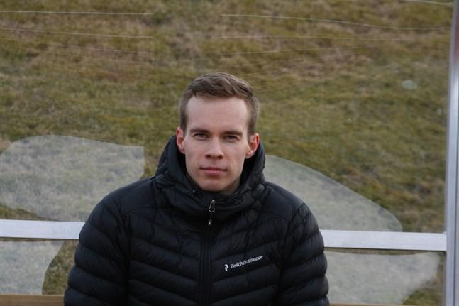 Aleksi Ala-Prinkkilä tänker inte delta i inomhus-FM på grund av karantänsbestämmelserna.