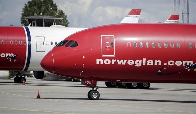 Norwegian fryser sina kunders bonusprogram. Arkivbild.