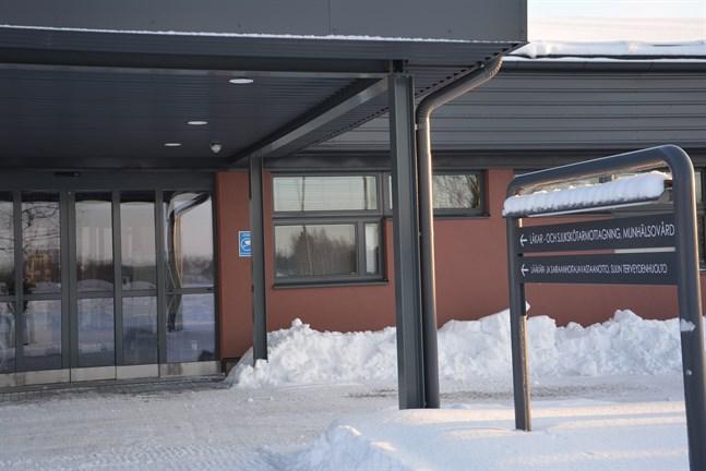 Malax-Korsnäs hälsovårdscentral