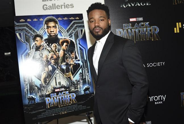 """""""Black Panther""""-regissören Ryan Coogler ska fortsätta att utveckla Wakanda-universum i en ny tv-serie. Arkivbild."""