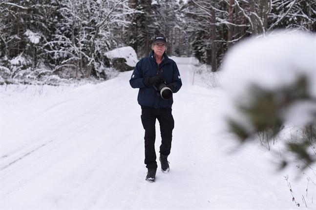 Sören Kronman är aktiv medlem i Fotoklubben Focus.