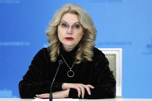 Rysslands biträdande premiärminister Tatjana Golikova. Arkivbild.