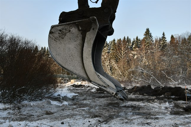 Snart börjar byggandet av kommunalteknik i bostadsområdet Hägnan.