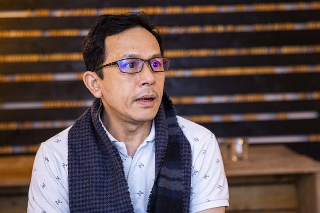 Moe Swan är djupt oroad över den senaste tidens utveckling i hans hemland Myanmar.