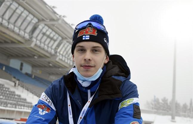 Alexander Ståhlberg har haft en fantastisk vinter. Först debuterade han i världscupen för ett par veckor sedan och nu tog han medalj i junior-VM.