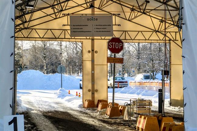 Nu har sammanlagt 18 coronafall med koppling till Skellefteå konstaterats i Mellersta Österbottens sjukvårdsdistrikt.