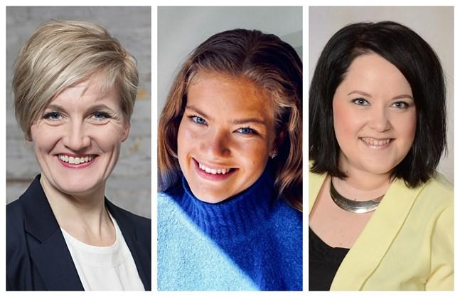 I veckans poddavsnitt medverkar Elli Flén, Ellen Bos och Jenny Haagensen.