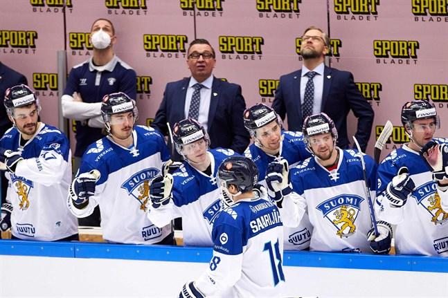 Finland spelade mot Ryssland, Tjeckien och Sverige under EHT-turneringen i Malmö.