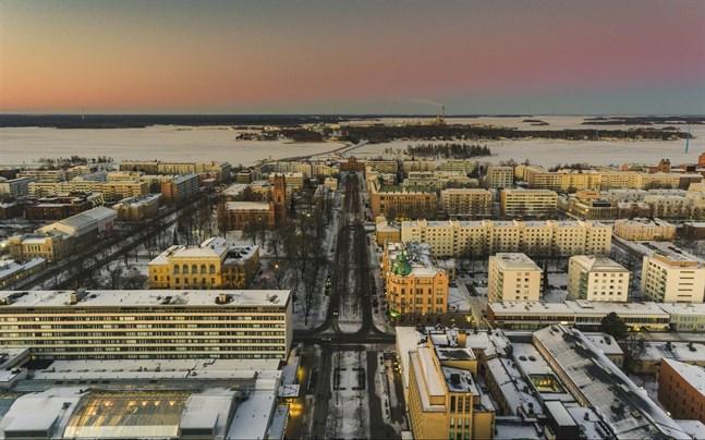 Flera smittfall har konstaterats i Vasa under veckoslutet. Därför övergår yrkesinstitutet Vamia till distansundervisning.