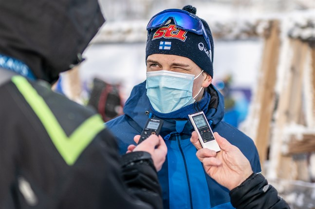 Alexander Ståhlberg skrev in sig som ett framtidsnamn i världseliten genom sina tre medaljer i junior-VM i Vuokatti.