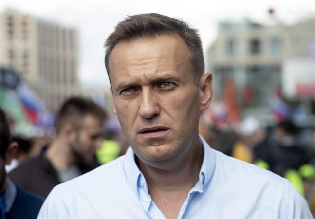 Den ryske oppositionsledaren Aleksej Navalnyj.
